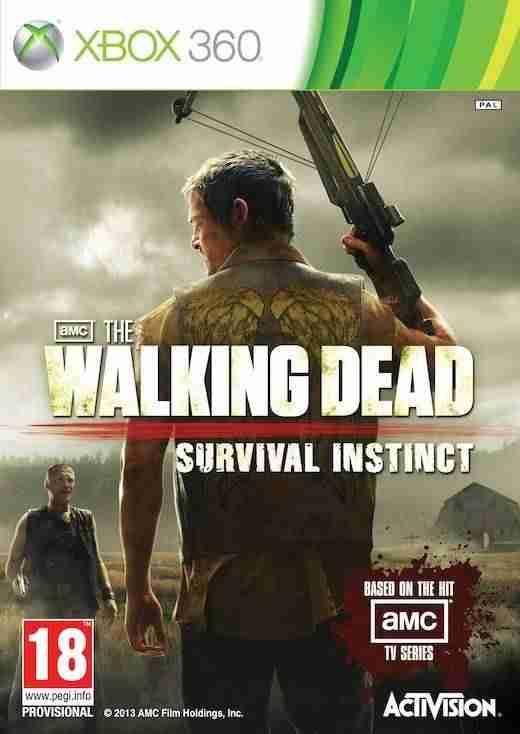 Descargar The Walking Dead Survival Instinct [MULTI][Region Free][XDG2][iMARS] por Torrent